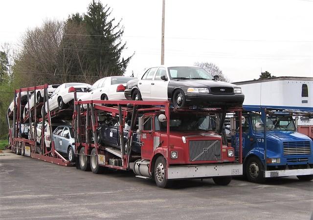 Volvo: AAG (Dan's truck)