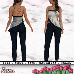 Top and Casual Pants - Katie