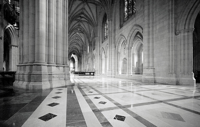 National Cathedral Interior (In Explore)