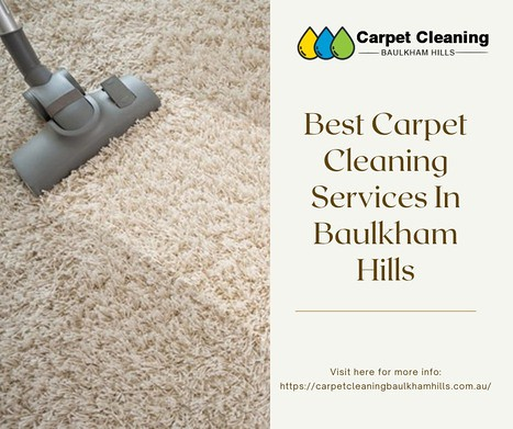 Local Carpet Cleaning in Baulkham Hills