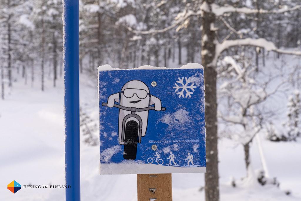 Killopää Trails
