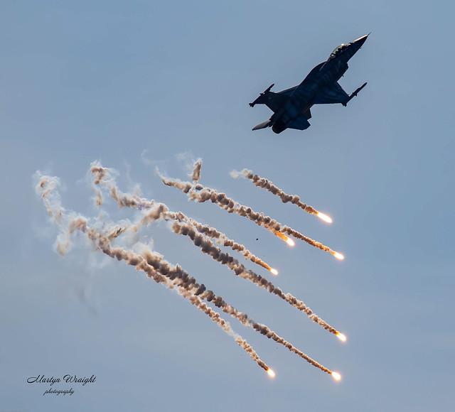 Polish Air Force F16C Fighting Falcon
