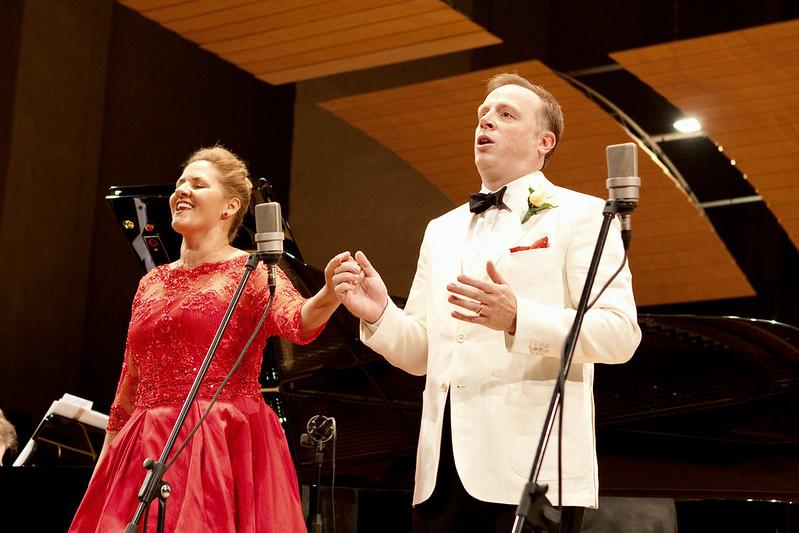 Brian and Maria Gabriella