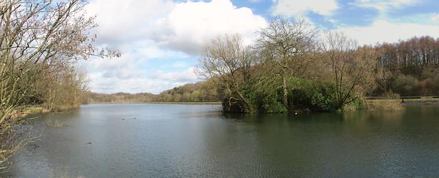 Bathpool Park, Kidsgrove, Staffordshire