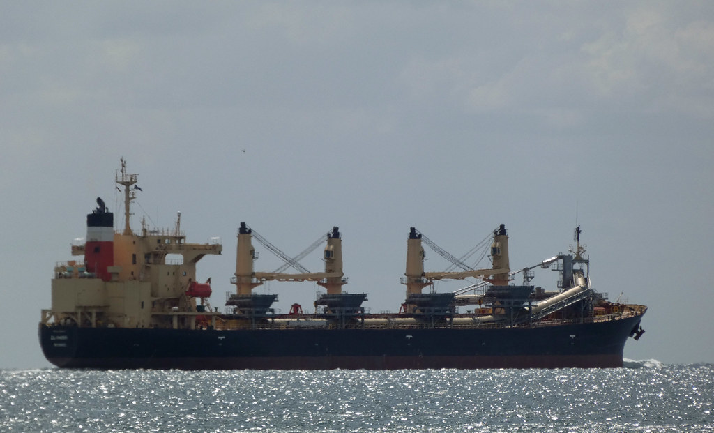 20210314_0280 ELANORA  (Self Discharging Bulk Carrier)