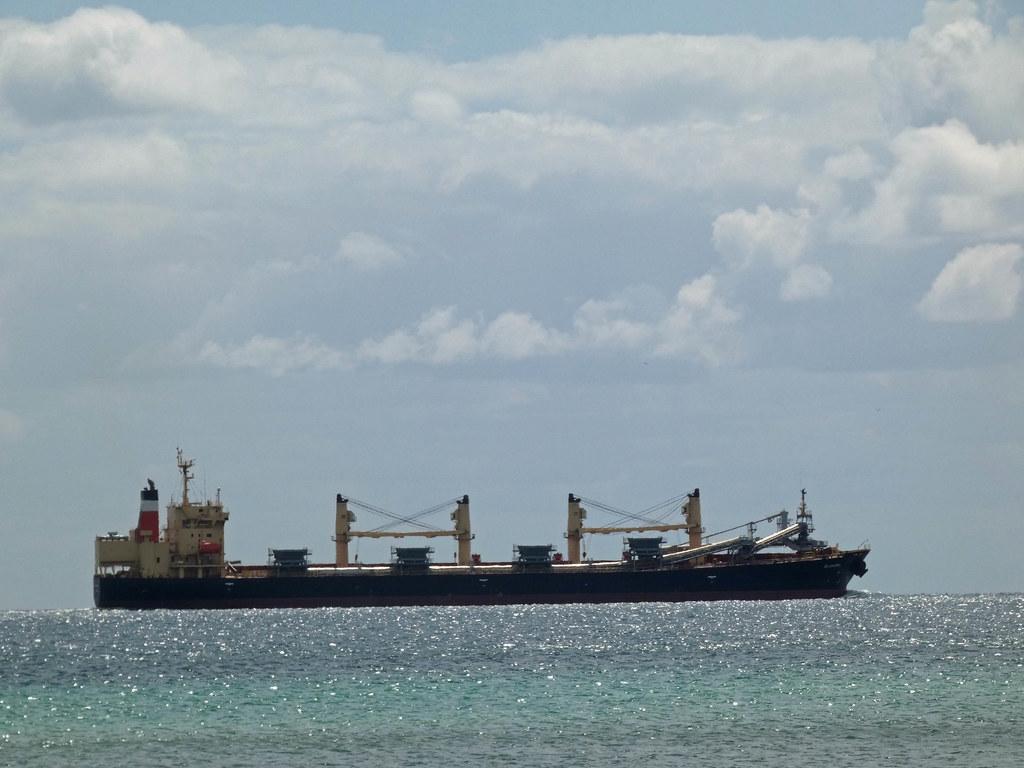 20210314_0275 ELANORA  (Self Discharging Bulk Carrier)