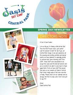 Oasis Feb News - Central Park-march_V3