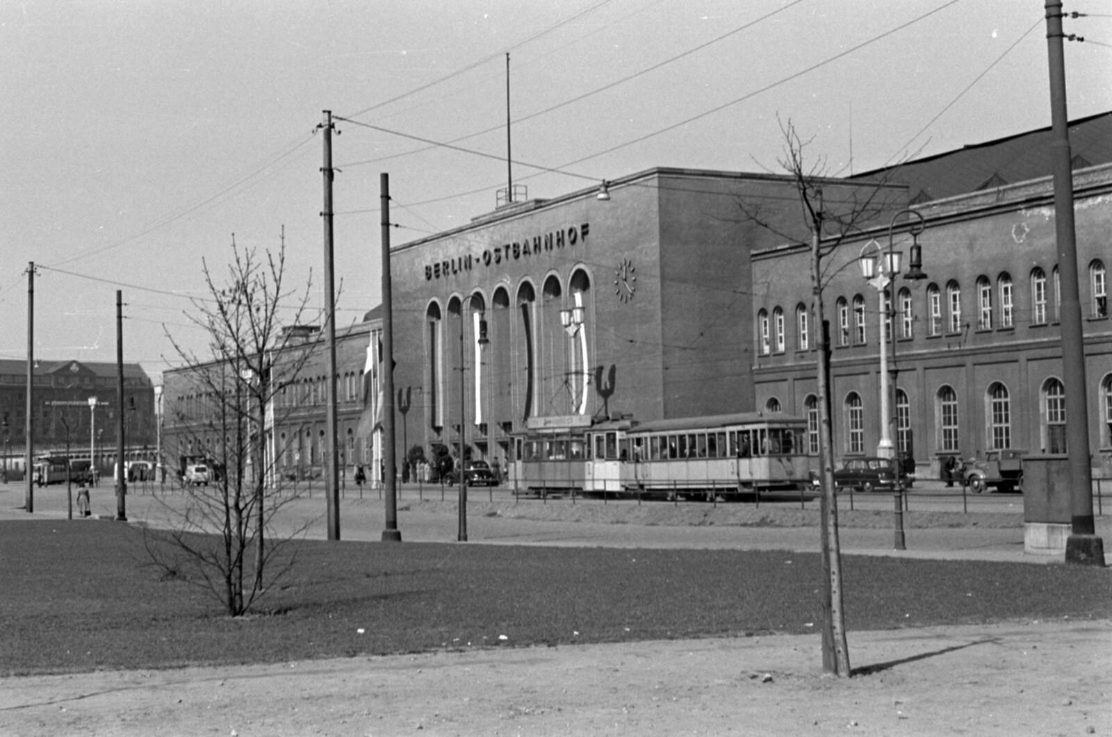 12. 1957. Восточный Берлин, Остбанхоф