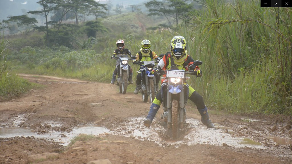 Tips Offroad