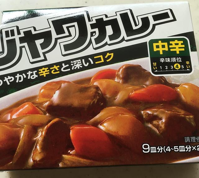 スペシャルジャワカレーを作る!w