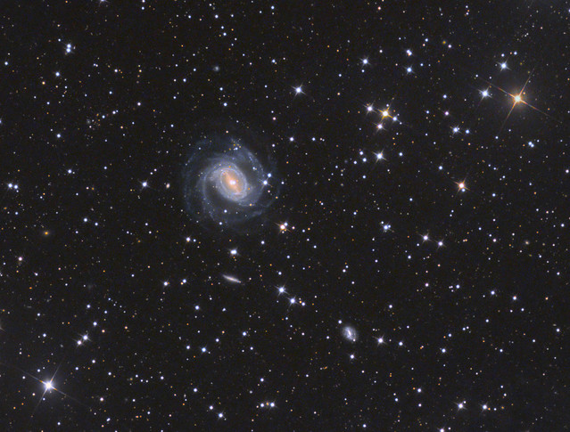 NGC 3313 in Hydra