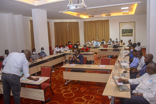 Hands-on training for Revenue, Accounting, Auditing and ICT Officers