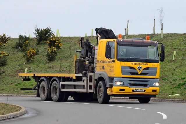 PR International - RX53 OFT - A1270 Norwich