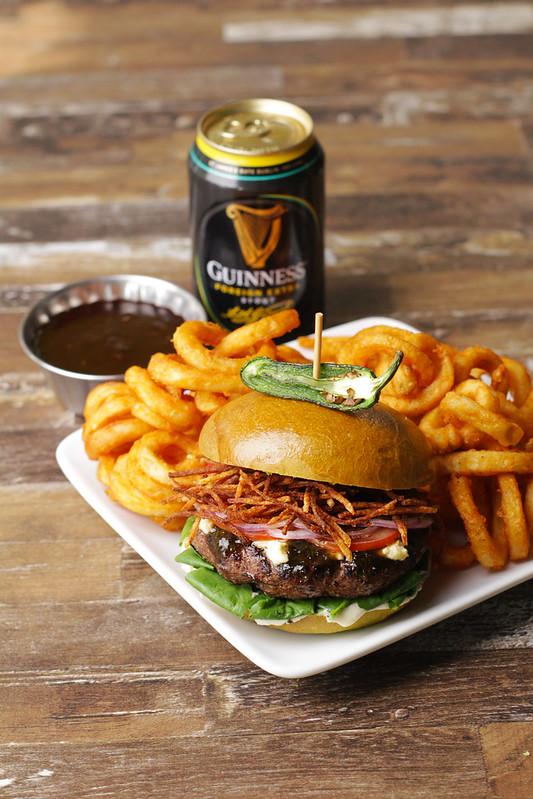 [Klang Valley] Burger platter - MyBurgerLab x Tipsy Boar 01