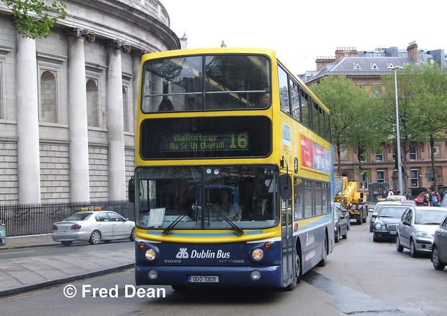 Dublin Bus AV109 (00D70109).