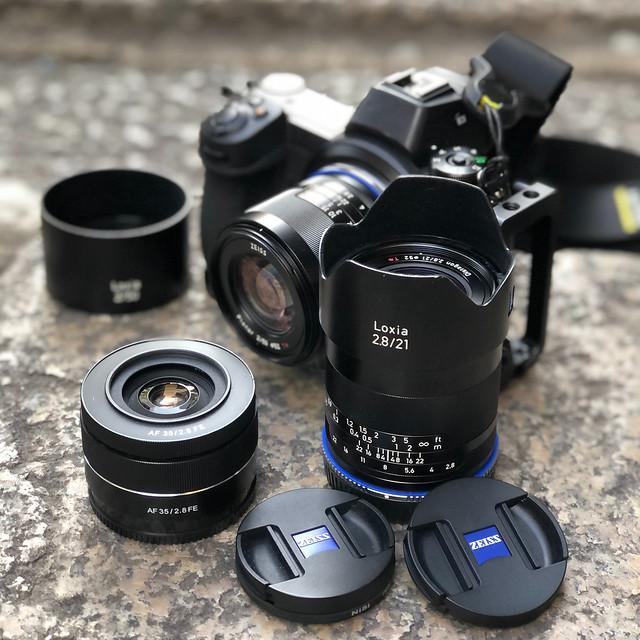Loxia 21mm f2.8 路西亞五大明王