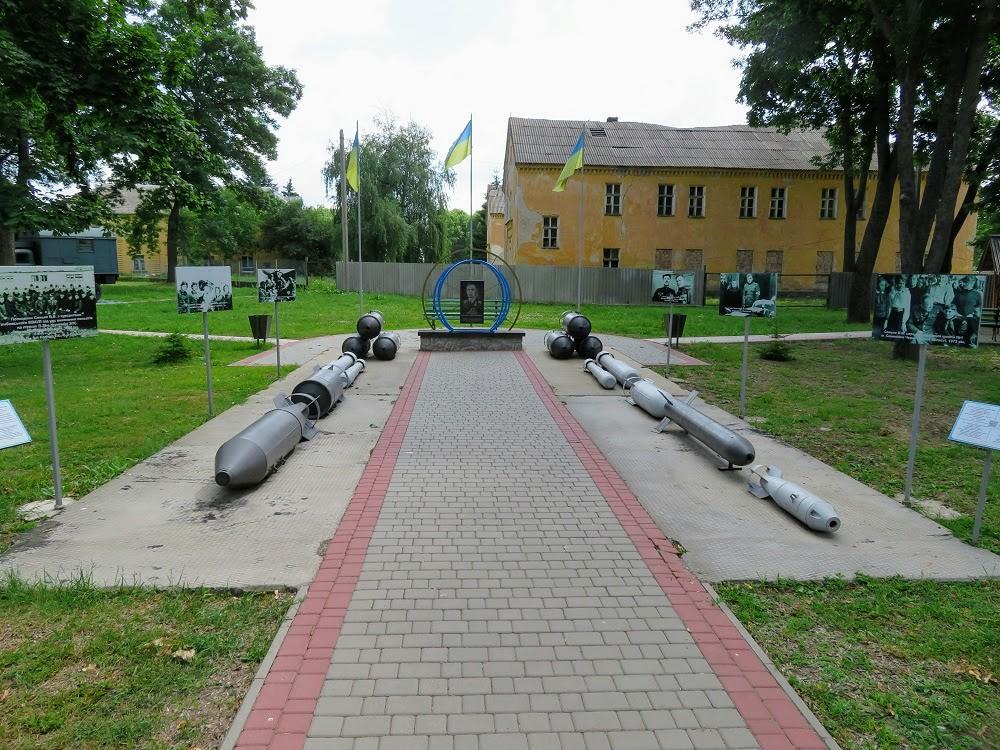Украина. Полтавский музей тяжёлой бомбардировочной авиации. Часть 2