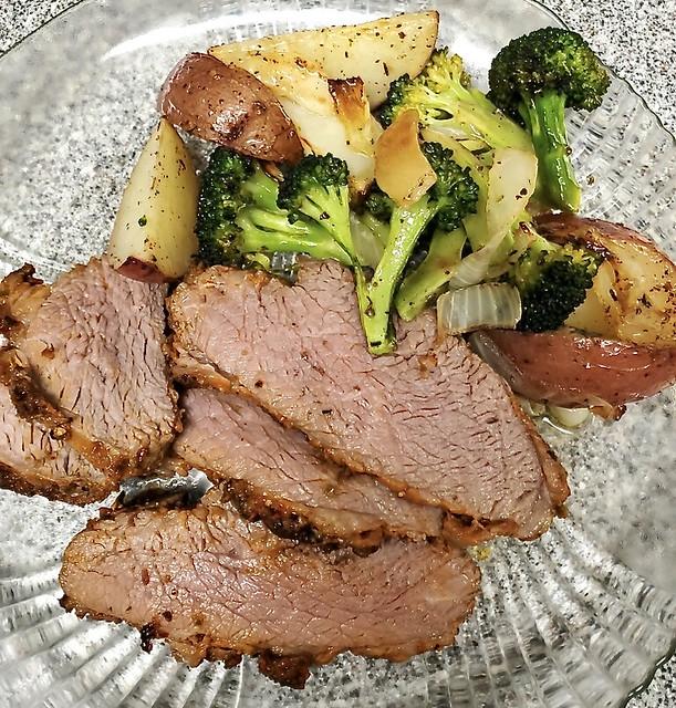 chipotle tritip roast