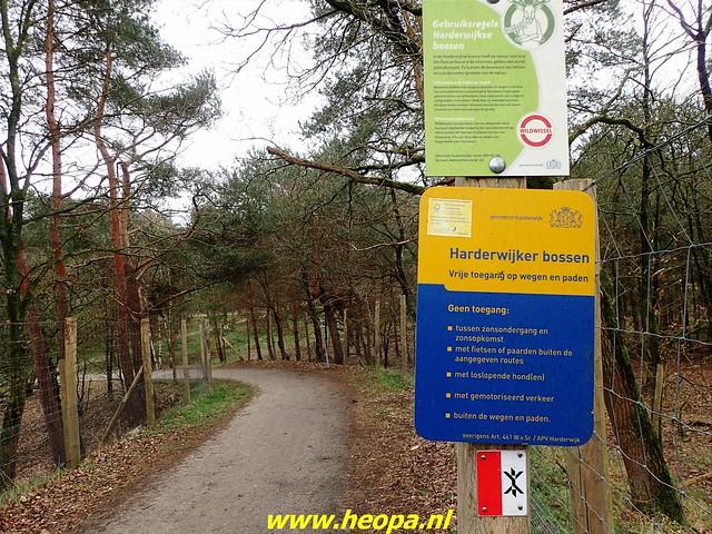 2021-03-17   Ermelo -  Nunspeet 28 Km (73)