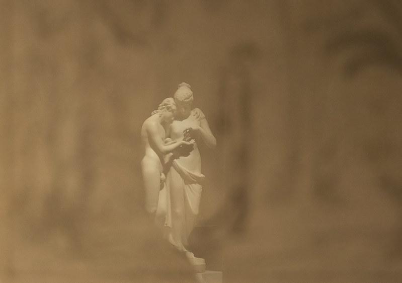 «Время Эрмитажа». Выставка ««Психея, Душенька…». Литературный сюжет – от античности к русскому классицизму».
