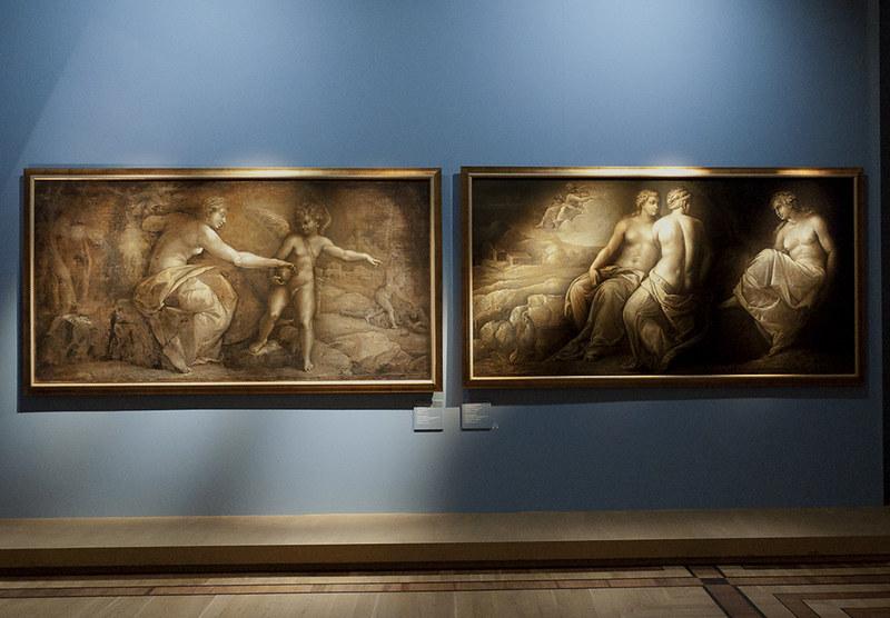 «Время Эрмитажа». Выставка «Линия Рафаэля. 1520-2020»