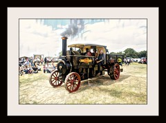 stocksy1000 posted a photo:	Foden Traction Engine