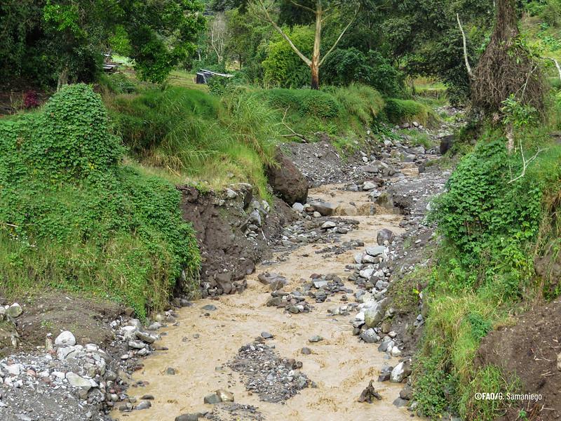 Utilización del agua en América Latina y el Caribe