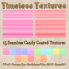 TT 15 Seamless Candy Coated Timeless Textures