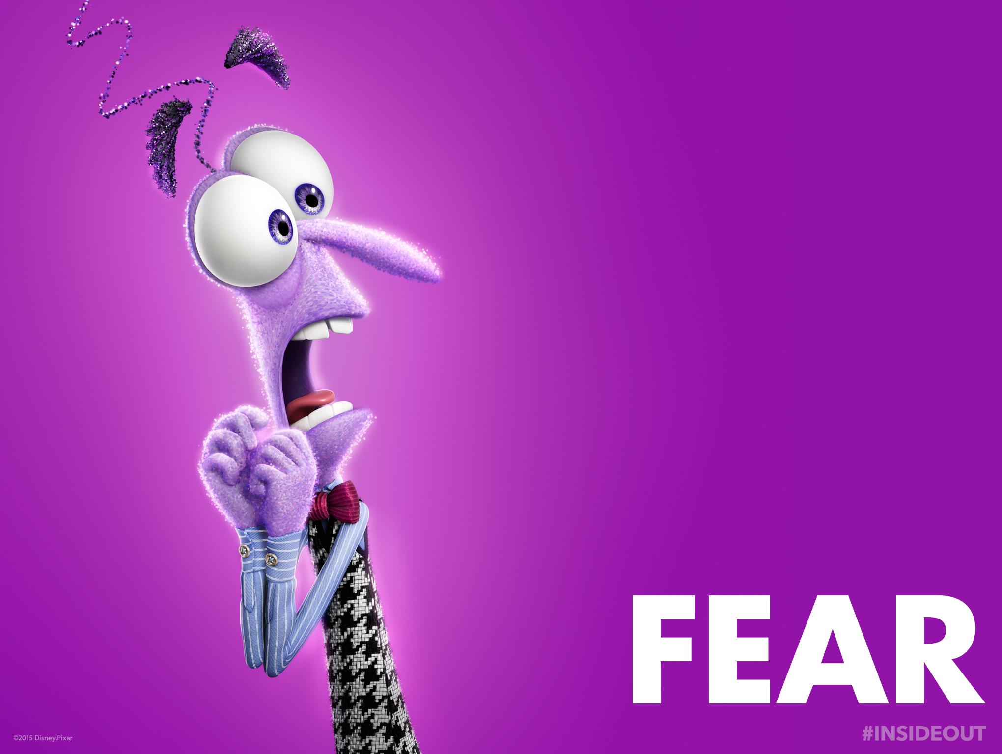 Miedo en Inside Out