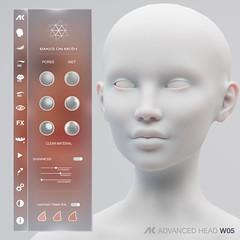 Advanced Head W05 UPGRADED
