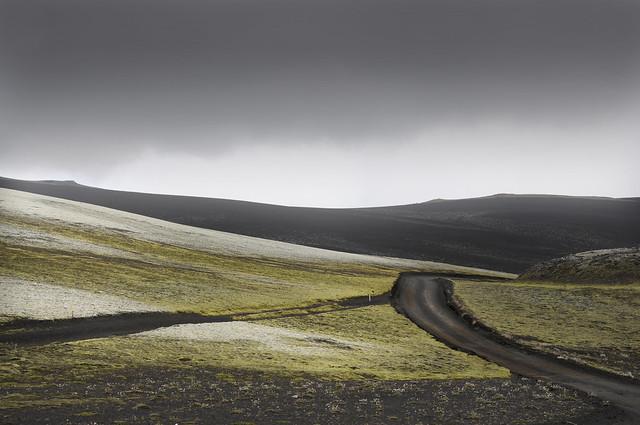 Alftavatn. Highland. Iceland