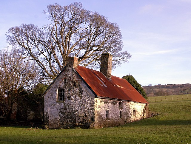 'Hendre Farmhouse' - Betws yn Rhos, Conwy | In Explore 19.3.2021 | Thank you all!!!