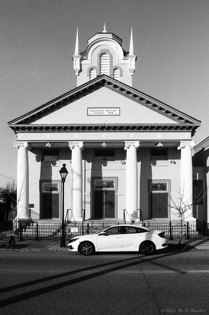 Ebenezer Baptist Church - Richmond, VA