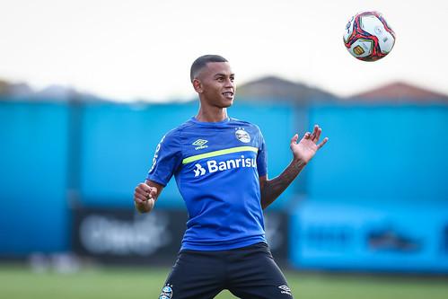 Treino Grêmio 18/03/2021