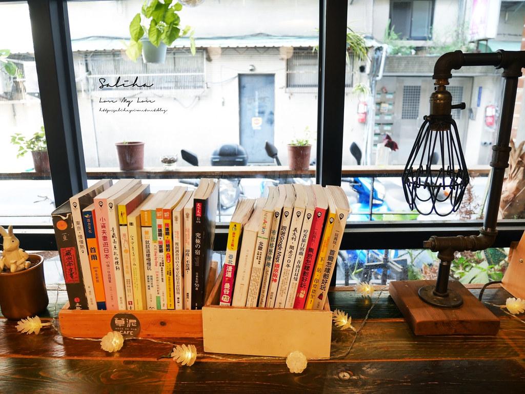 台北有包廂咖啡廳大安區有包廂餐廳草泥Cafe六張犁美食下午茶甜點鬆餅可久坐 (3)