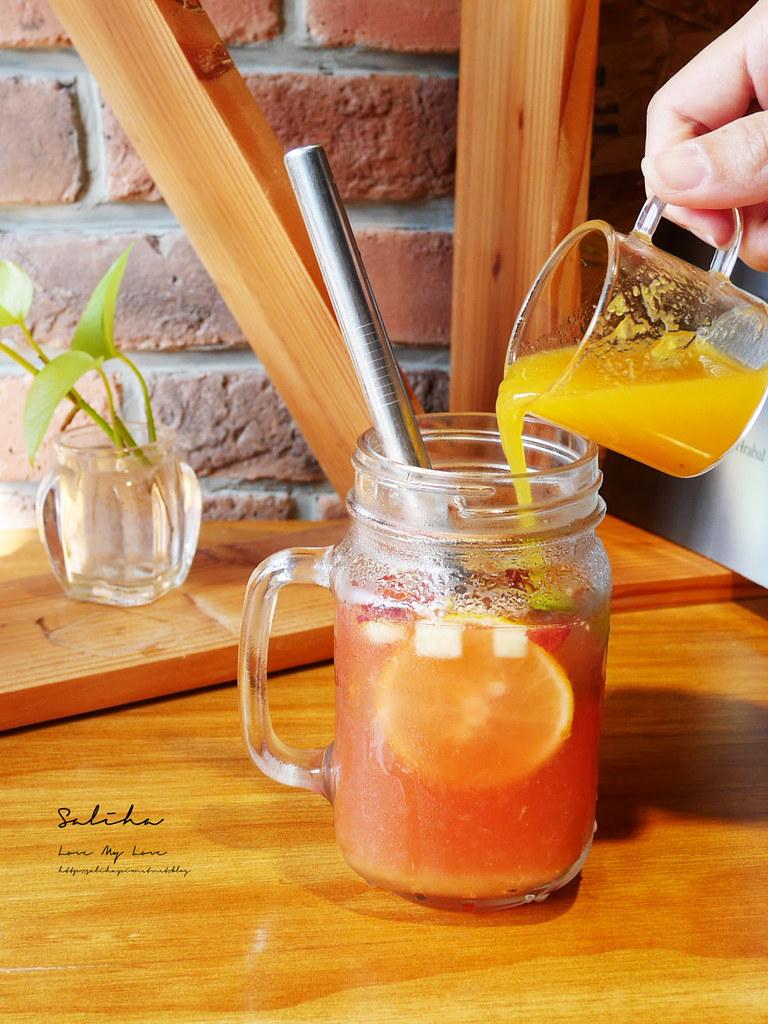 台北大安區咖啡廳推薦草泥Cafe可久坐咖啡廳下午茶六張犁餐廳美食有包廂 (1)