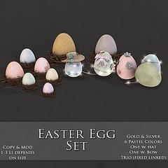 Easter Egg Set pastel