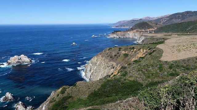 California coast - Explore March 19, 2021