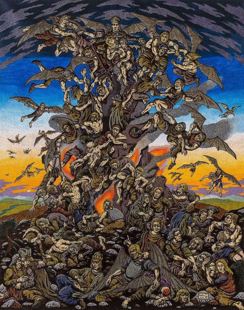 Amin Montazeri - The Fall, 2016