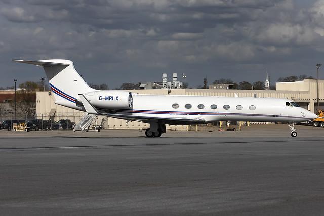 G-MRLX - Gulfstream GV-SP (G550) - KATL - 18 Mar 2021