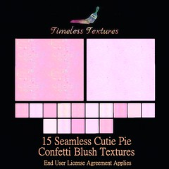 TT 15 Seamless Cutie Pie Confetti Blush Timeless Textures