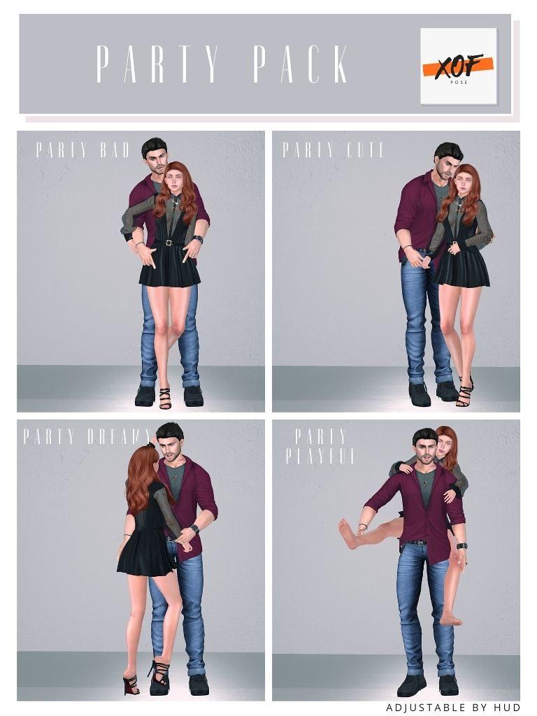 """Party """"couple"""" Posen"""