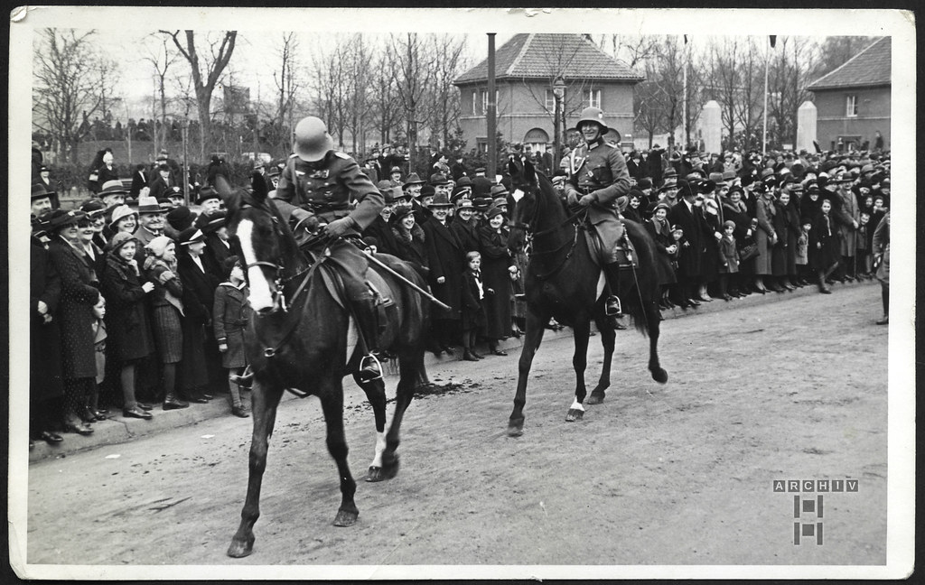 ArchivTappen23AAl2g84 Kriegsschule, Hannover, 1935