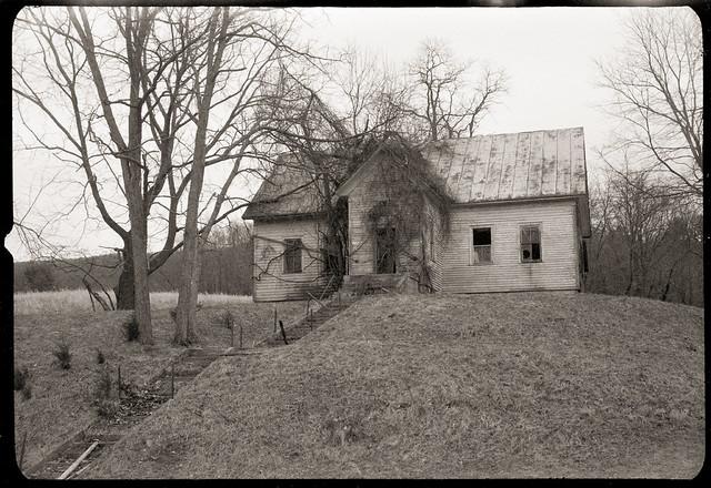 Sweet Springs schoolhouse