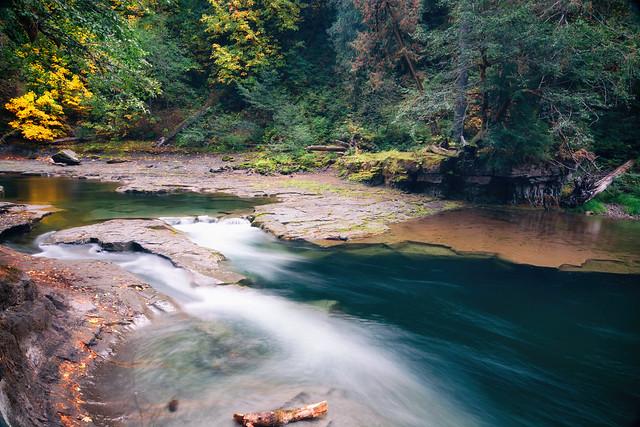 A River Passes Through