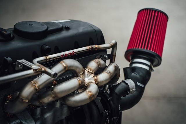 2.5 TDI BNZ engine build