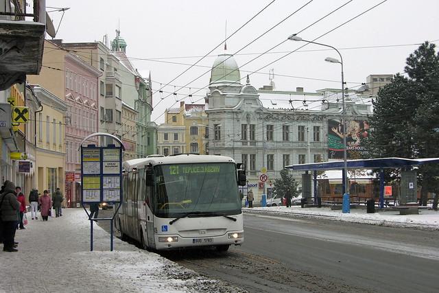 2010-01-09 Teplice Bus Nr.435