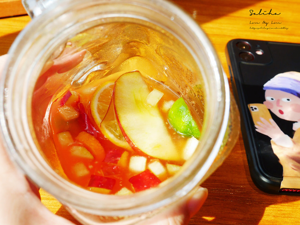 台北大安區咖啡廳推薦草泥Cafe可久坐咖啡廳下午茶六張犁餐廳美食有包廂 (2)