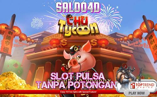 Judi Slot Mr Chu Tycoon Spade Gaming SALDO4D