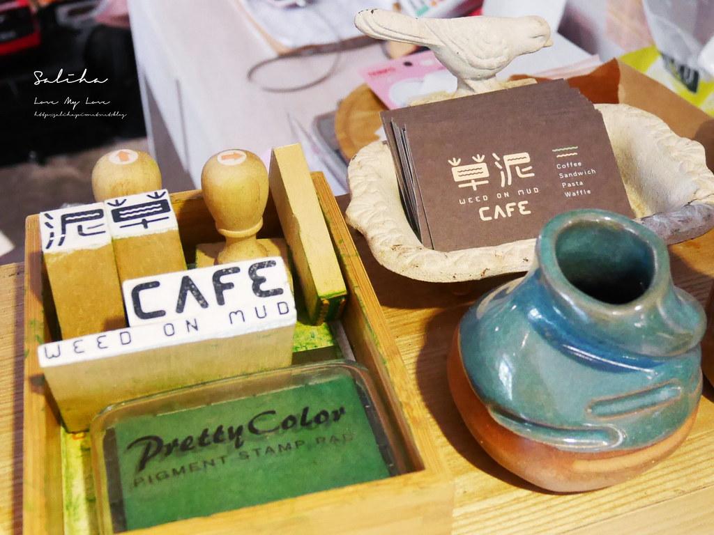 台北樂業街咖啡廳下午茶推薦草泥Cafe適合聚餐約會咖啡廳輕食義大利麵有包廂 (3)
